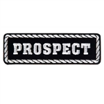 Prospect Motorcycle Club Patch