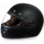 Daytona Retro Full-Face Motorcycle Helmets
