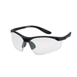 Safety Bifocal Riding Glasses - Clear Lens