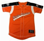 Harley-Davidson Toddler Boy Baseball Jersey Shirt
