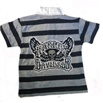 Harley-Davidson Toddler Boy Polo Shirt, Striped