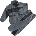 2 Piece Motorcycle Rain Gear Outfit