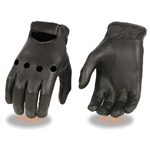 Mens Leather Motorcycle Gloves: Driving