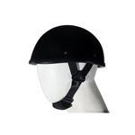 Novelty Motorcycle Helmet Black Eagle