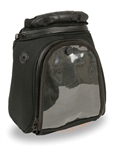 Nylon Motorcycle Magnetic Tank Bag
