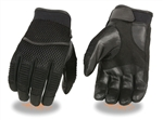 Summer Mesh Motorcycle Gloves for Men
