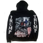 Make America Great Again Trump Hoodie