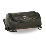 Milwaukee Motorcycle Pouch - Soft Leather Tool Bag
