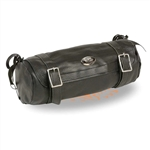 Milwaukee Motorcycle Luggage - Soft Leather Tool Bag
