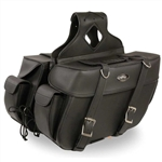 Motorcycle Saddle Bags: Throw Ovee