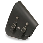 Motorcycle Swing Arm Bag: Sportsters & Harleys