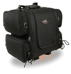 Ultra Touring Motorcycle Sissy Bar Bag