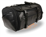 Textile Milwaukee Motorcycle Duffle Rack Bag