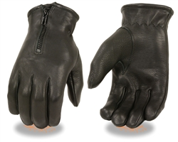 Mens Lightweight Deerskin Driving Gloves