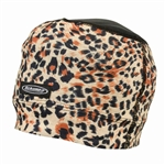 Leopard Stretch Biker Head-wrap