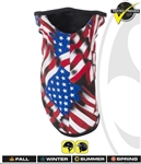 USA Flag Face Mask Bandanna
