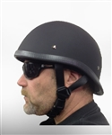 Badass Rocker Smallest DOT Helmet