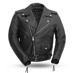 Traditional Mens Leather Motorcycle Jackets