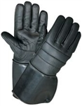 Insulated Leather Motorcycle Gloves: Unik