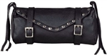 Unik Motorcycle Luggage - Front End Leather Tool Bag
