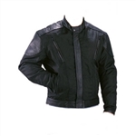 Mens Motorcycle Jackets - Textile Vented by Unik