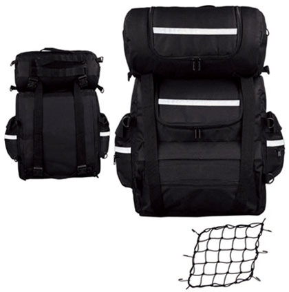 Unik Motorcycle Travel Luggage Bag Set