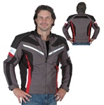 Unik Armored Textile Men's Motorcycle Jacket