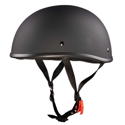 Worlds Smallest DOT Helmets: Matte Black Beanie