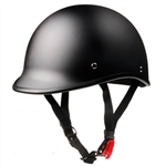 Worlds Smallest DOT Helmet: Matte Black Polo