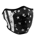 Stars & Stripes Motorcycle Face Mask