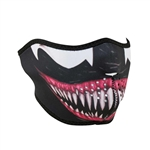 Toxic Half Motorcycle Face Mask