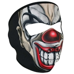 Chicano Clown Motorcycle Face Mask