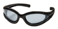 Transitional Foam Padded Motorcycle Glasses for Bikers