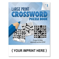 Cross Word Puzzle Book Volume 1