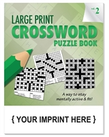 Cross Word Puzzle Book Volume 2