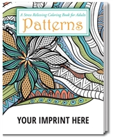 Patterns Stress Relieving Coloring Book
