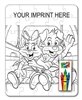 Buckle Up Coloring and Puzzle Set