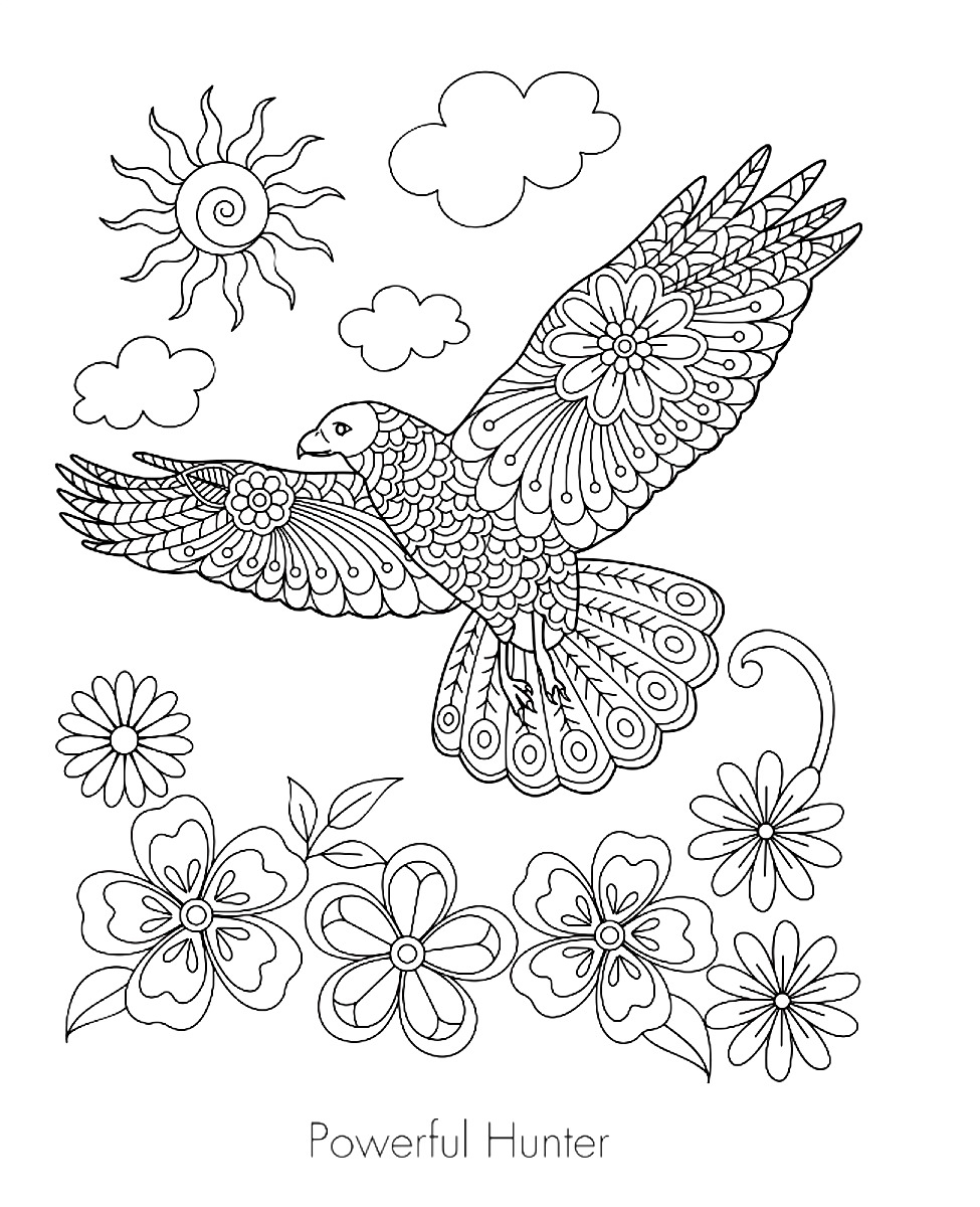 Color Meditations Coloring Book for Adults