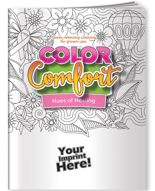 Breast Cancer Awareness Coloring Book for Adults