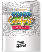 See the World Coloring Book for Adults