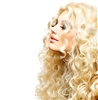 16 Inch Curly Pre-Bonded Pure Keratin Flat Tip Extensions
