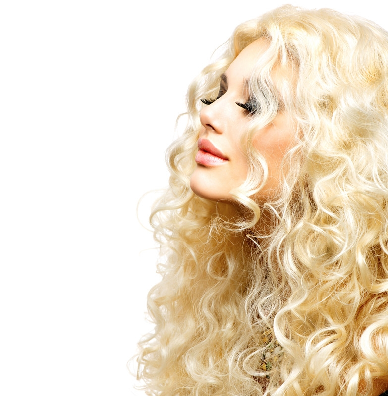 20 Inch Curly Pre Bonded Pure Keratin Flat Tip Extensions