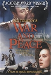 Leo Tolstoy's War And Peace on Dvd