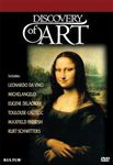 Discovery Of Art 6-DVD Set features Leonardo Da Vinci, Eugene Delacroix, Maxfield Parrish, Kurt Schwitters, Toulouse-Lautrec and Michelangelo