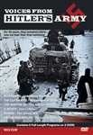 Voices From Hitler's Army 2-DVD Set