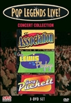 Pop Legends Live 3-DVD Set