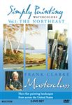 Simply Painting Across the United States (Volume 1 Northeast, 2-DVD Set)