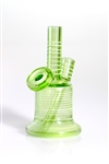 Mini Tube Vapor Rig Water Pipe by Vela G
