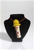 Chad G Ice Cream Cone Chillum Pendant