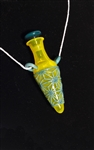 Medicine Bottle Pendant by Ryan Jenkins